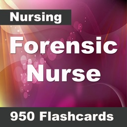 Forensic Nurse: 950 Flashcards, Definitions & Quizzes