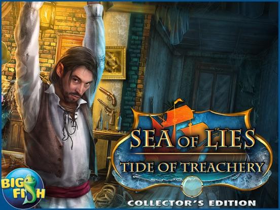 Screenshot #5 for Sea of Lies: Tide of Treachery - A Hidden Object Mystery (Full)
