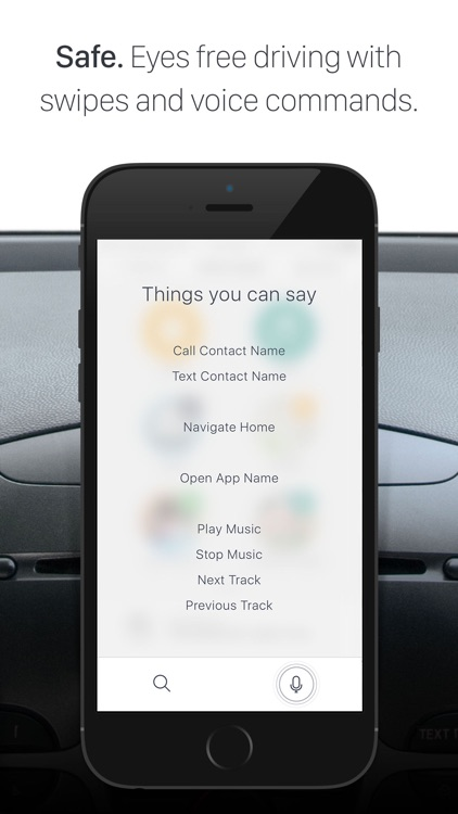 Open Road - The best driving experience for Maps Navigation, Music, and Calling in the Car