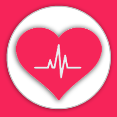 My Heart Rate Monitor & Pulse Rate - Heartbeat and Blood Pressure Monitor for Cardiograph Activity