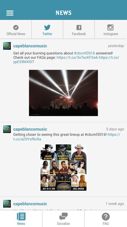 Cape Blanco Country Music Fest screenshot-4