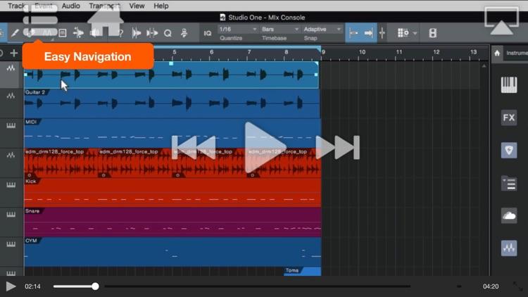 Beginner's Guide For Studio One 3 screenshot-4