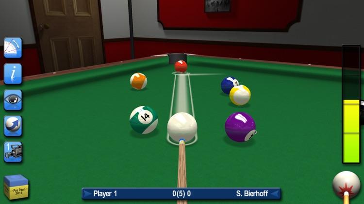 Pro Pool 2017 screenshot-0