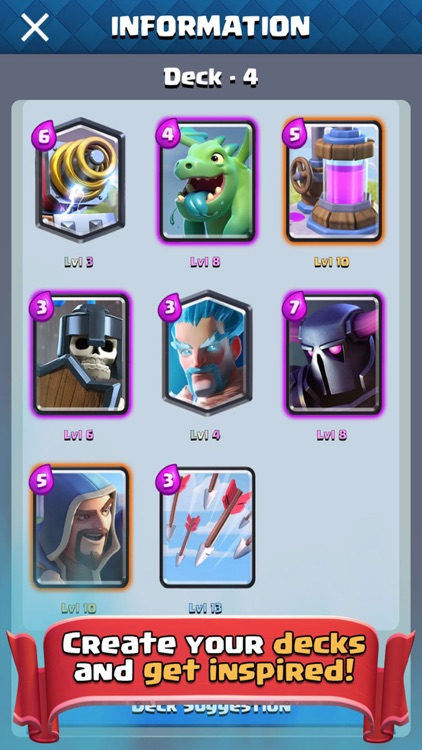 Best Guide for Clash Royale - Deck Builder & Tips screenshot-3