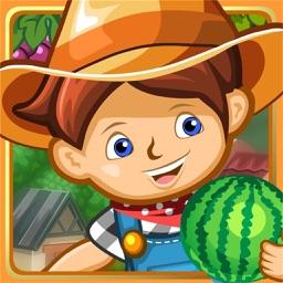 果园闯关-水果农场经营益智闯关游戏