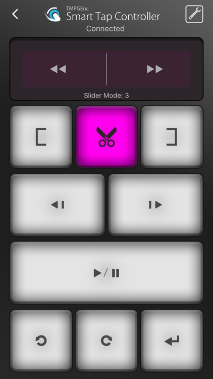 TMPGEnc Smart Tap Controller screenshot-3