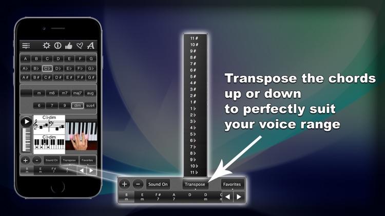 120 Piano Chords screenshot-3