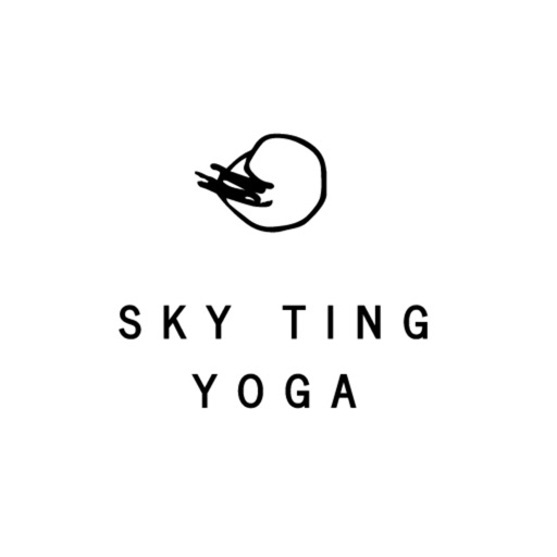 SKY TING YOGA icon
