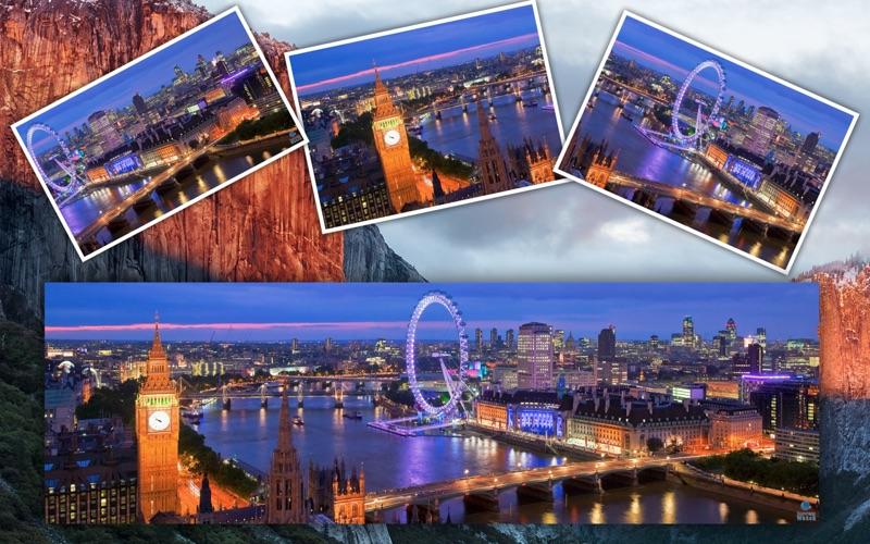 Photo Panorama Lite - Collage скриншот программы 5