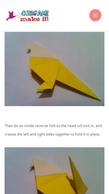 How to Make Origami for Beginners screenshot-4