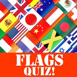 Flag Quiz! - Guessing Country Names from Flags