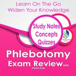Phlebotomy Exam Review 2000 Flashcards