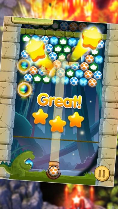 Bubble Eggs Shooter Classic screenshot three