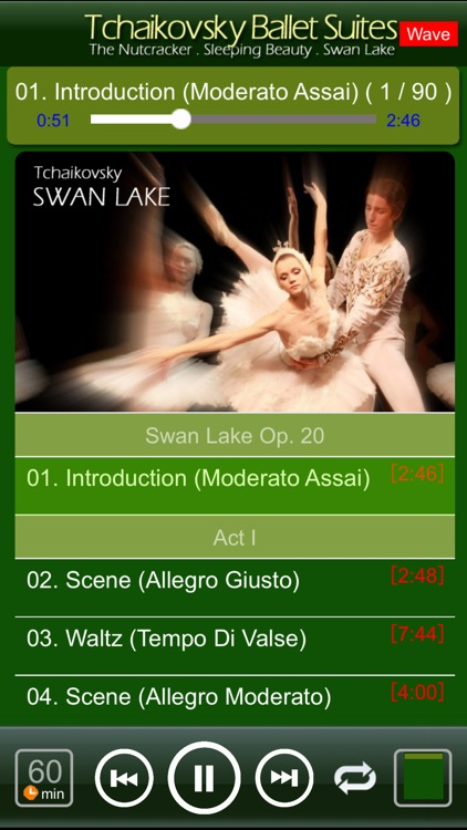 Tchaikovsky Ballet Suites , Swan Lake . The Nutcracker . Sleeping Beauty