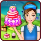Dessert Sweet Ice Cream Cake, Cupcake & Brownie Maker - Cooking Games For Girls & Kids icon