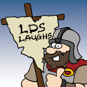 LDS Laughs icon