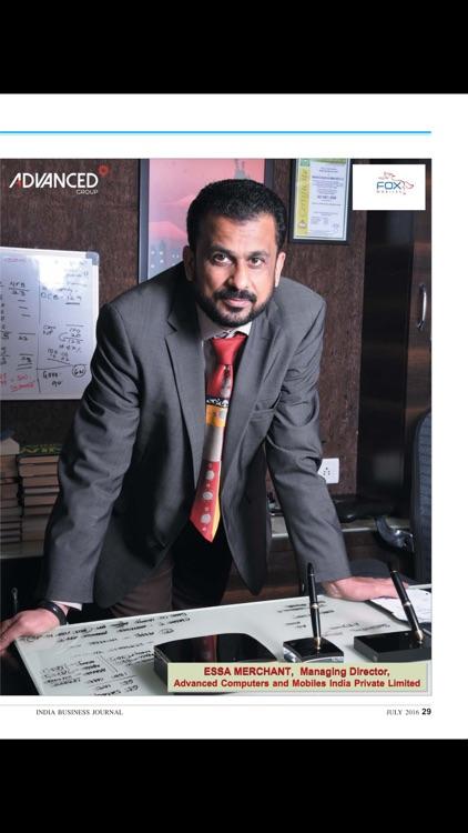 India Business Journal screenshot-4