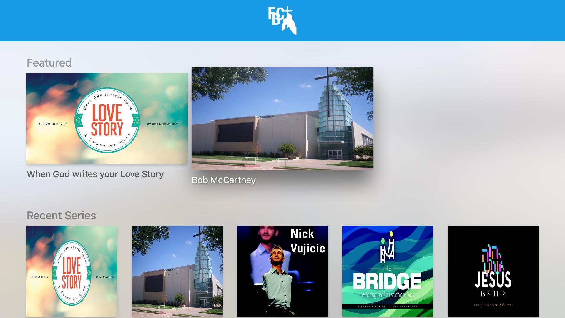 FBC Wichita Falls, TX screenshot 7