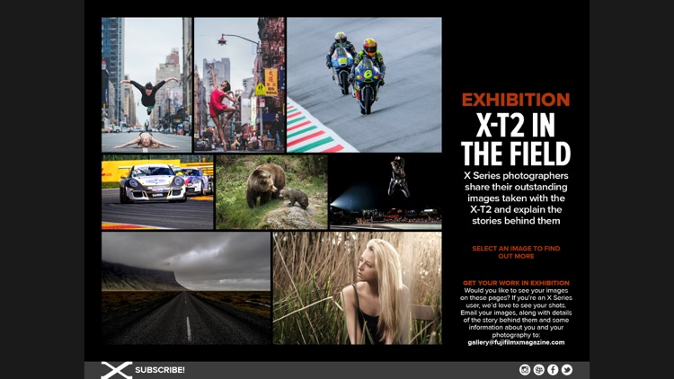 Fujifilm X Magazine screenshot-4