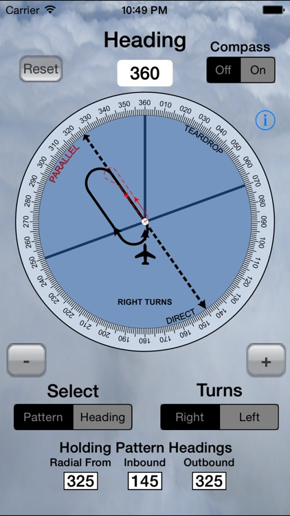 Visual Holding Pattern screenshot-1