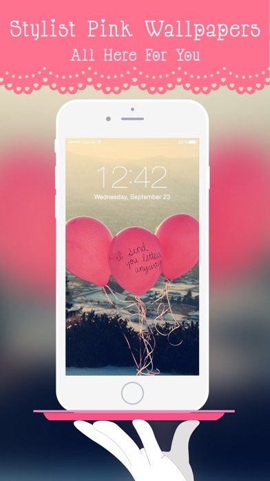 Stylish Pink Live Wallpapers Backgrounds Hd Quality Girly Theme