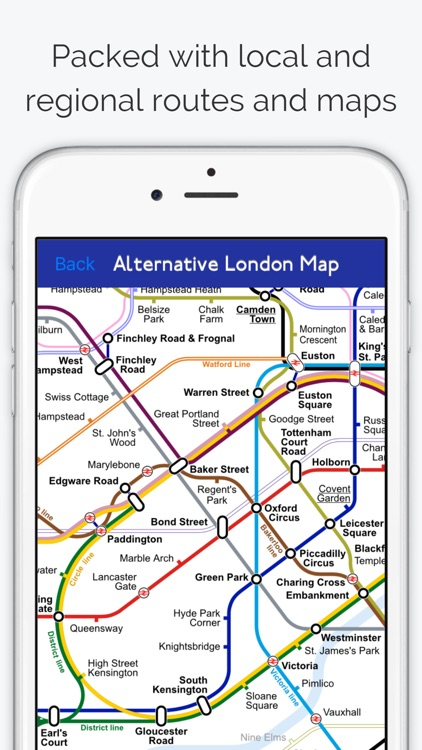 London Tube Map PRO screenshot-4