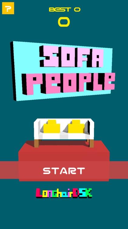 I wanna be with SOFA :)