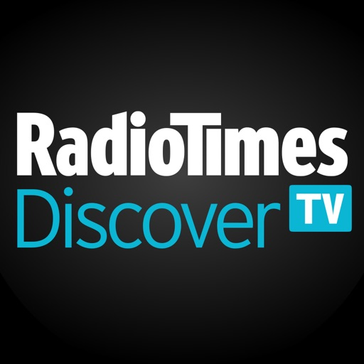 Discover TV by Radio Times – TV listings, movies on TV, and guide to catch up icon