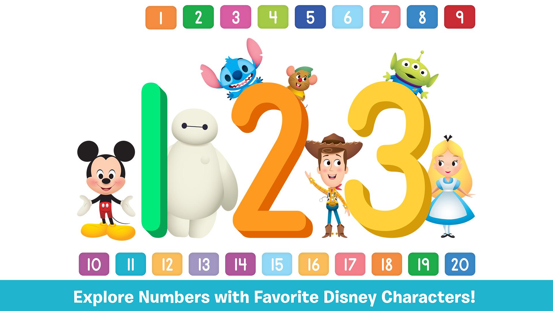 Disney Buddies: 123s screenshot 12