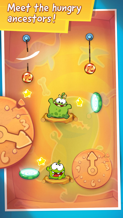 Tải về Cut the Rope: Time Travel™ cho Android