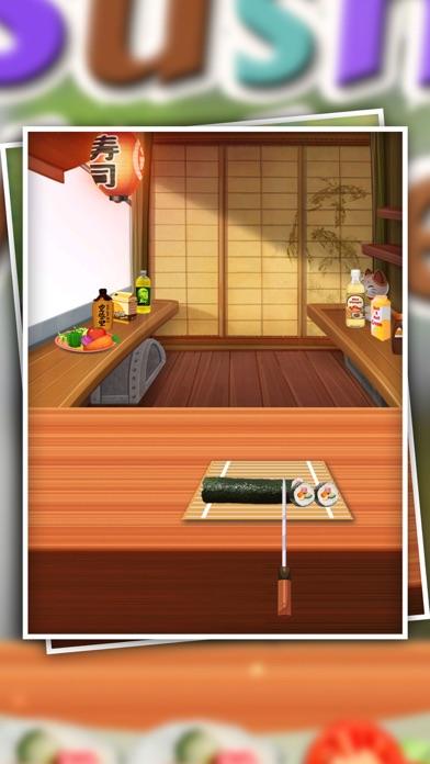 Wie man Sushi-Maker - Sushi machen Spiel - Spiel für cookingsScreenshot von 3