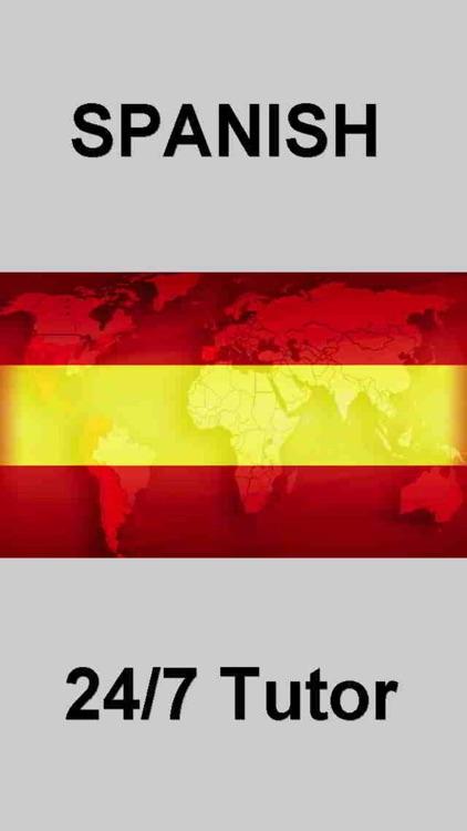 Spanish Phrases 24/7 Language Learning
