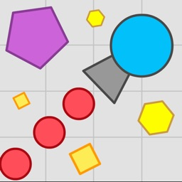 Diep Tank - Multiplayer Online IO Snake Game.