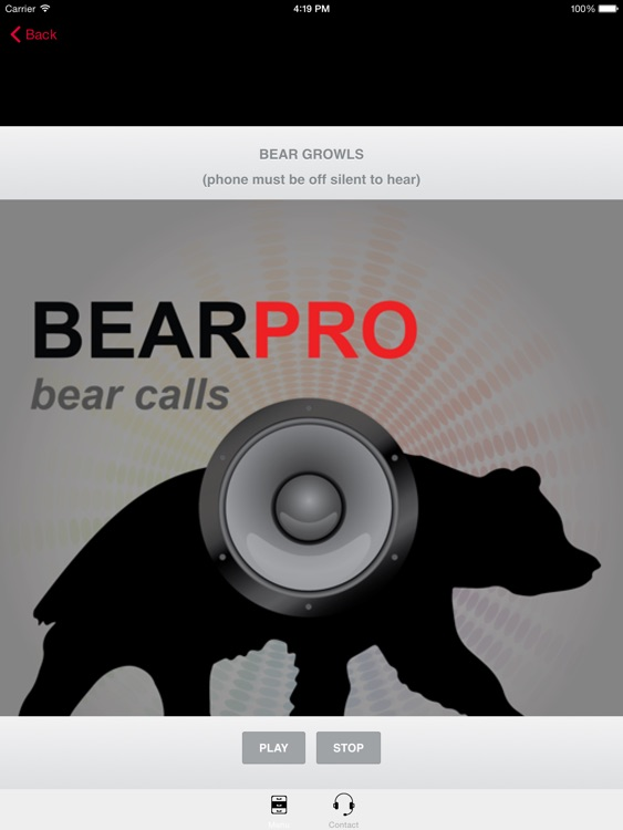 REAL Bear Calls & Bear Sounds for Big Game Hunting -- BLUETOOTH COMPATIBLE