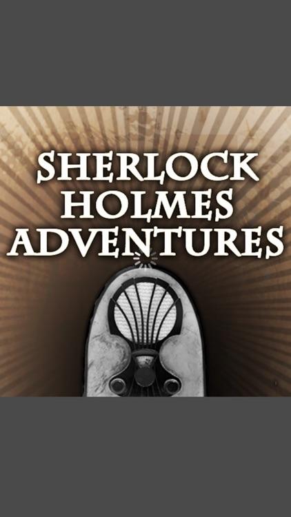 Sherlock Holmes Adventures - Old Time Radio App