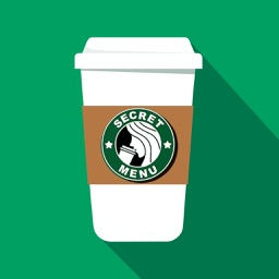 Secret Menu for Starbucks - Coffee, Tea, Cold & Hot Drinks Recipes card Prices and Locations