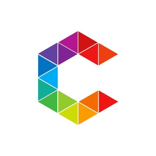 Color Bloxx - Find different color. iOS App