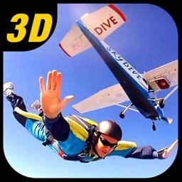 Air-plane Stunt Challenge Sim-ulator