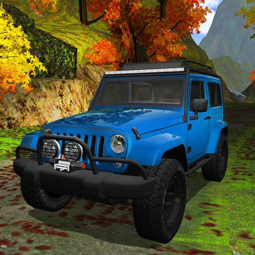 3D 4x4 Off-Road Truck Racing - Extreme Trials Driving Simulator FREE icon