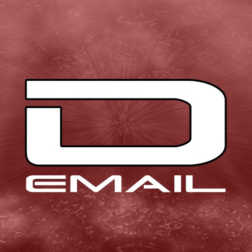 Delve Email iOS App