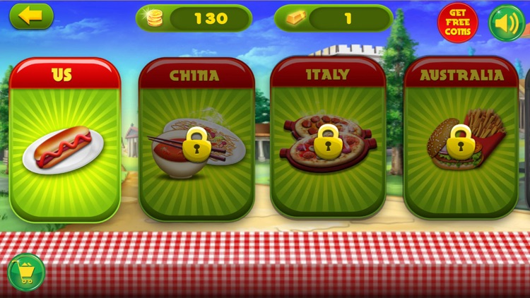 Cooking Kitchen Food Super-Star - master chef restaurant carnival fever games screenshot-4