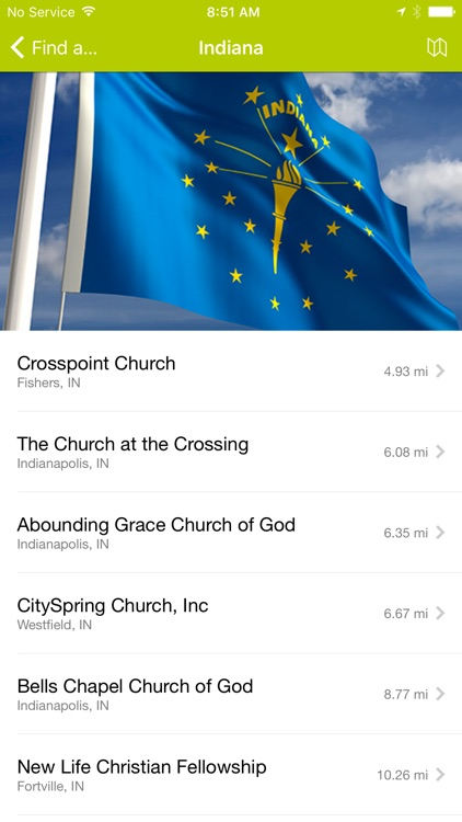 Church of God Ministries - Anderson, IN screenshot-3