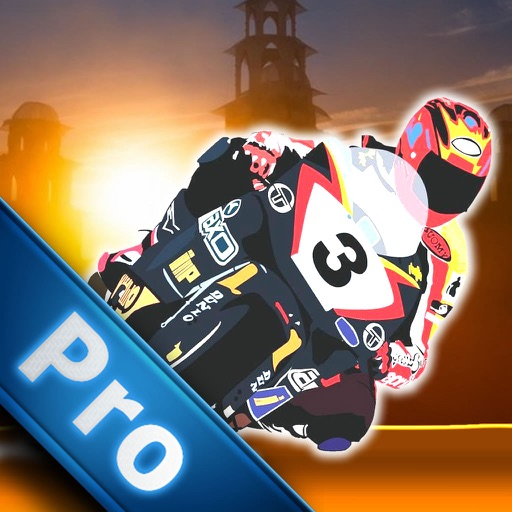 Gods of Fire Bike Speed PRO - Motorcycle Game