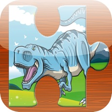 Activities of Dinosaur Jigsaw Puzzle Kids - Puzzles Games Education Learning Free For Toddler and Preschool
