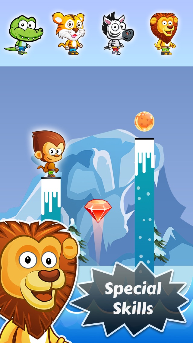 Scary Jump – Swaggy Animal Rush Edition FREE Cheat Codes