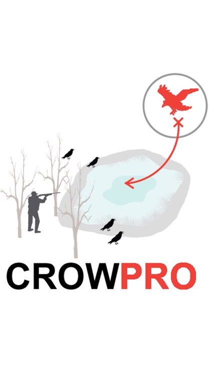 Crow Hunt Planner for Crow Hunting - CROWPRO screenshot-0