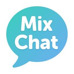 出会いMIXチャット - 完全無料で出会い探し!秒速で出会いが広がる出会い系アプリ!