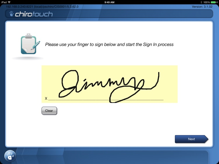 CT Sign-In Mobile 6.4 screenshot-1