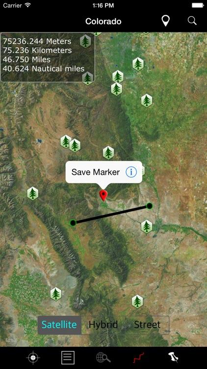 Colorado State Parks & Recreation Areas screenshot-3