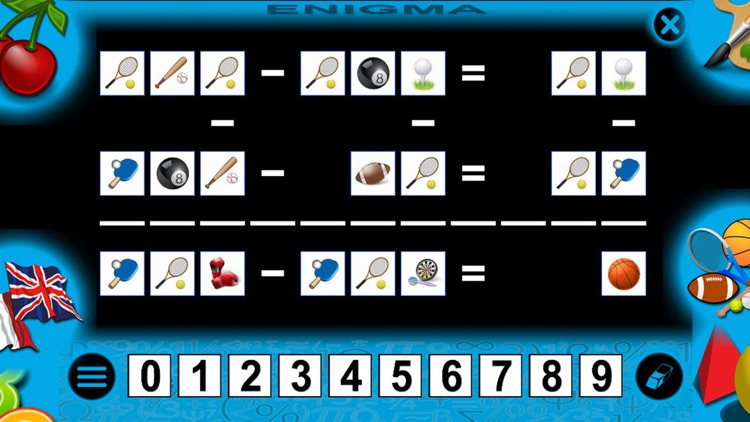 Enigma - The Math Puzzle screenshot-2